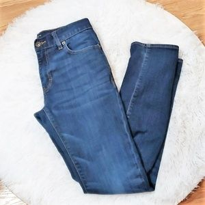 "J. Crew ""The Driggs"" skinny jeans C11"